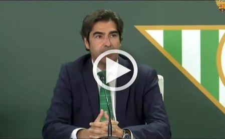 """Haro carga contra la Superliga de Florentino: """"Esta inflación viene por unos salarios desmedidos de los clubes de arriba"""""""