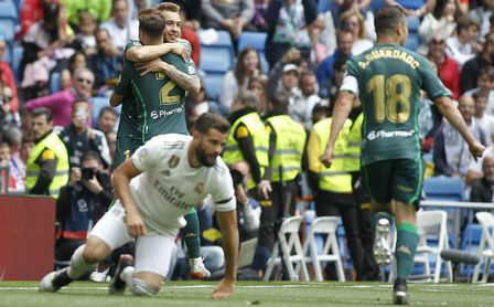 El Betis, 'bestia negra' reciente para un Real Madrid que se juega LaLiga