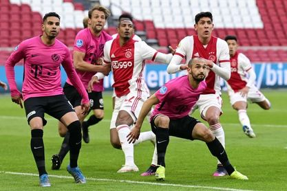 El mexicano Edson Álvarez acerca al Ajax al título
