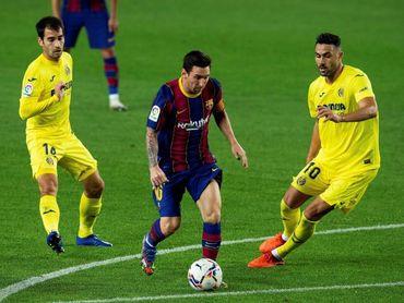 El Villarreal perdió en la última visita del Barça y lleva once sin ganar