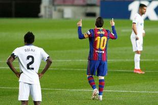 5-2. Un Barcelona alegre cree en la Liga