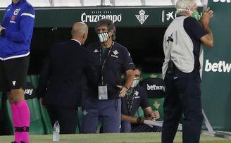 """Pellegrini y el título de liga: """"Los cuatro lucharán hasta el final"""""""