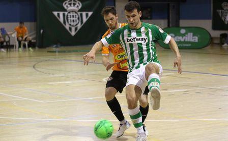 2-3: Reacción demasiado tardía del Betis Futsal que cuesta caro