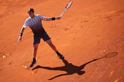 """Nadal: """"Es buena noticia haber llegado a las primeras semifinales del año"""""""