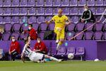 1-1. Insuficiente punto para un Valladolid al que igualó un gol de Cala