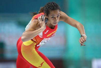 María Vicente, a por el récord de España de heptatlón en Lana (Italia)