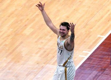 108-93. Lakers controlan a Doncic, pero no evitan la derrota