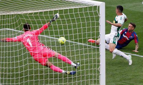 Elche CF-Levante UD