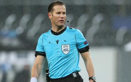 La UEFA designa a Makkelie y el madridismo estalla
