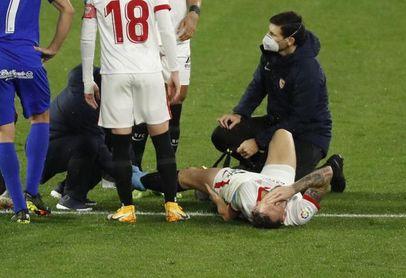 El Sevilla, el equipo de LaLiga al que más lo respetan las lesiones.
