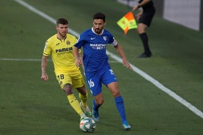"""Alberto Moreno: """"La respuesta de la rodilla ha sido muy buena"""