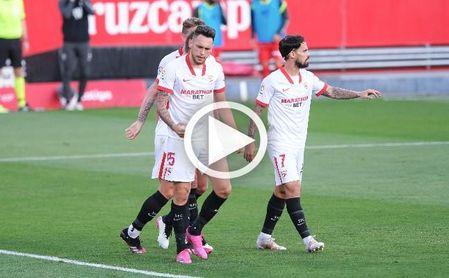 ¡Peligro! El Sevilla se conjura para luchar por LaLiga.