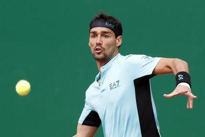 Fognini amenaza con demandar a la ATP por dañar su imagen en Barcelona