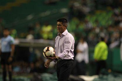 El paraguayo Gustavo Florentín llega al banquillo de The Strongest