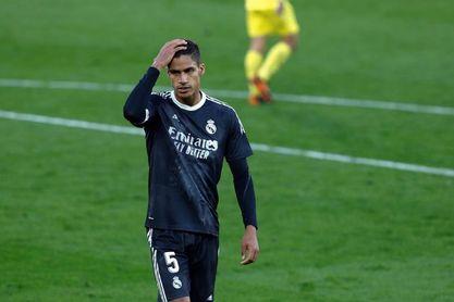 """Varane: """"Mi compromiso está al cien por cien con el equipo"""""""