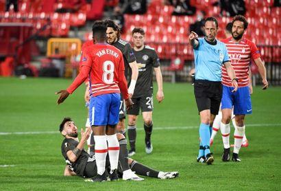 Artur Dias dirigirá el Villarreal-Arsenal; Del Cerro el United-Roma