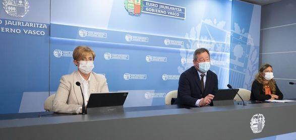 Gobierno Vasco: La situación sanitaria no permite público en los estadios