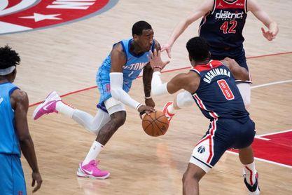 John Wall, de los Rockets, será baja para el resto de la temporada