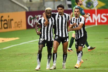 0-0. Ceará empata con Arsenal y mantiene el liderato del Grupo C