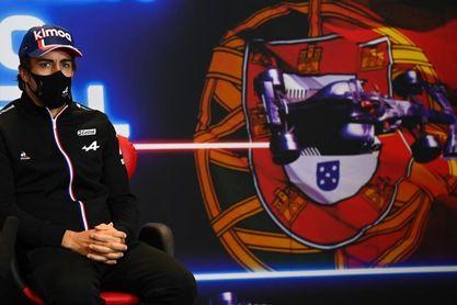 "Alonso: ""Pronto estaré al cien por cien"""