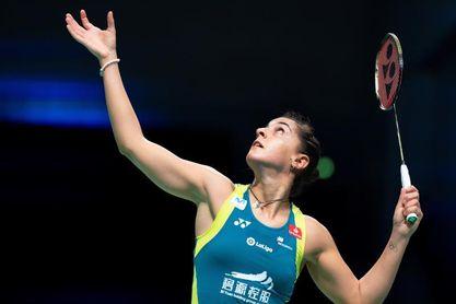 Carolina Marín pasa a cuartos de final con facilidad