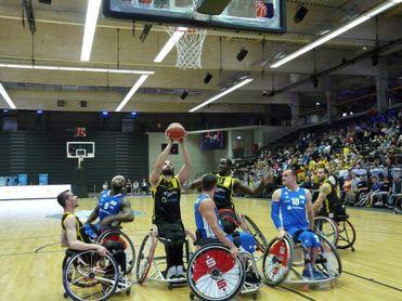 La Copa de Campeones, el sueño de Amiab, Bidaideak, Ilunion y Gran Canaria