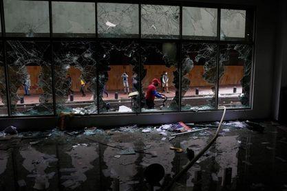 Exciclista Pantano denuncia que su tienda fue saqueada en las protestas