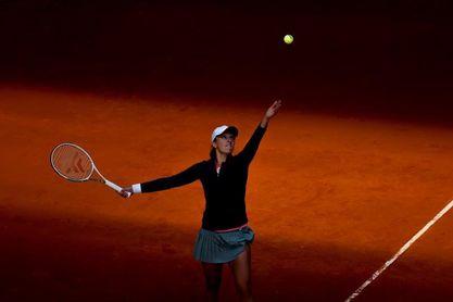 Swiatek, la campeona de Roland Garros arrolla a Riske