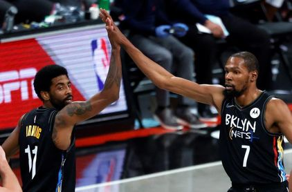 113-130. Durant anota 42 puntos y los Nets consolidan su liderato en el Este