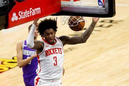 143-136. Porter Jr. anota 50 puntos, y los Rockets vencen a los Bucks