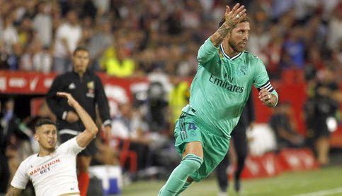 Sergio Ramos no jugará ante Osasuna y se reserva para las 'finales' contra Chelsea y Sevilla