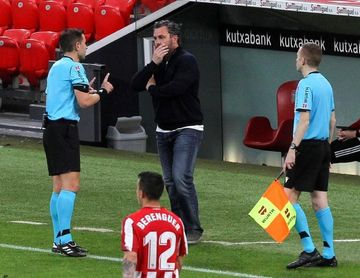 Sergio apela a la entereza y personalidad para sumar tres puntos ante Betis
