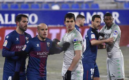 El Huesca le hace un favor al Betis y ahora espera algo a cambio