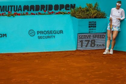 Kudermetova elimina a la campeona