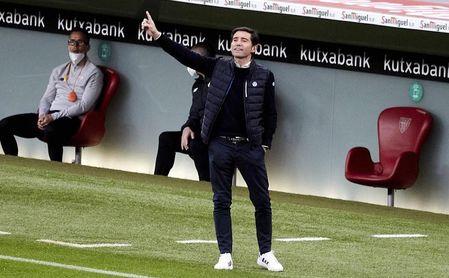 Bajas importantes en el Athletic para medirse al Sevilla.