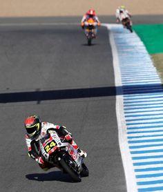 "Suzuki suma su tercera ""pole position"" en Jerez"