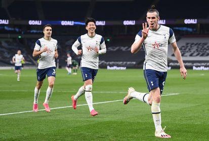 Bale se rebela con un 'hat trick'