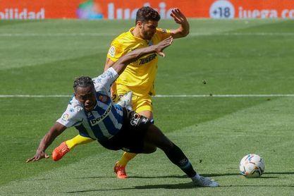 3-0. El Espanyol arrolla al Málaga y acaricia el ascenso