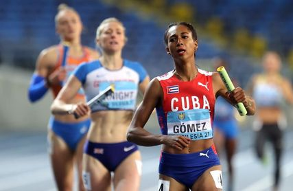 Italia despunta; medallas para R.Dominicana, Ecuador, Brasil y Cuba