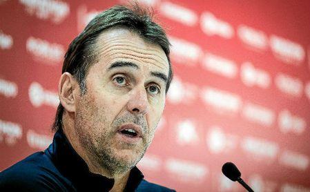 """Lopetegui: el Athletic, LaLiga, la """"ilusión"""" del vestuario, las cinco 'finales'..."""