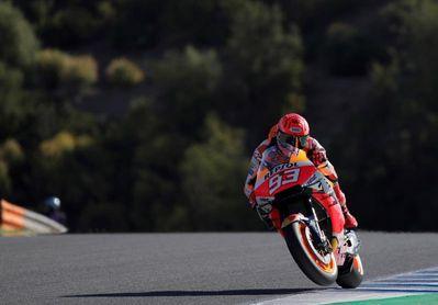 """Márquez espera """"progresar físicamente"""" en las próximas carreras"""