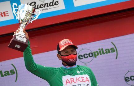 Nairo Quintana vencedor final de la Vuelta a Asturias