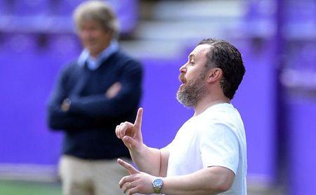 """Sergio confía en este Valladolid: """"Hemos sabido minimizar la calidad del Betis"""""""