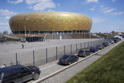 9.500 espectadores podrán asistir en directo a la final de la Liga Europa