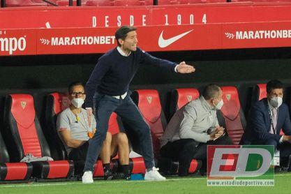 """Marcelino: """"Si un árbitro internacional dice que no es penalti, es que no es penalti"""""""