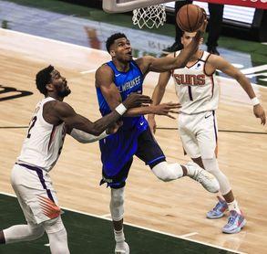 118-134. Booker y sus 31 puntos salvan a Suns que recuperan su mejor marca en la NBA