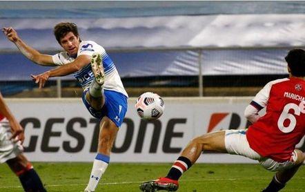 Claudio Bravo apadrina al 'Nuevo Messi'