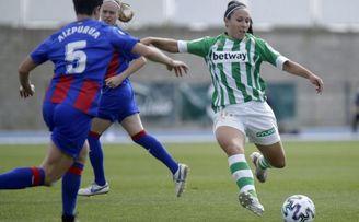 Betis Féminas 0-0 Eibar: La falta de puntería castiga a las béticas.