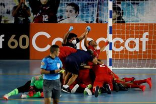 Panamá y Estados Unidos clasifican al Mundial de futsal Lituania 2021