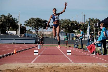 Yulimar Rojas, mejor marca mundial del año con un salto de 15,14 metros